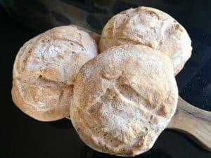 Pane fatto in casa Farina Petra 3