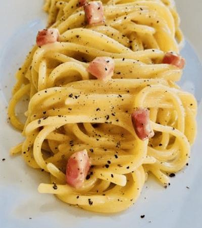 Spaghetti alla carbonara: la ricetta più buona